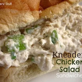 Kneaders Chicken Salad Sandwiches.
