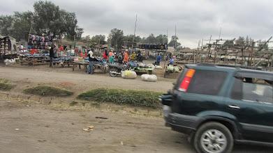 Photo: Outdoor markets also common