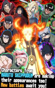 Ultimate Ninja Blazing MOD Apk 2.25.0 (Unlimited Chakras/God Mode) 2
