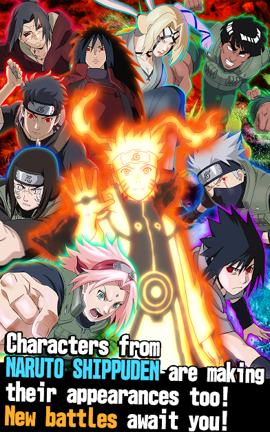 Ultimate Ninja Blazing Japan poster