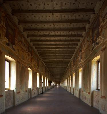 Galleria degli antichi-Sabbioneta di mirco_gialdi_ph