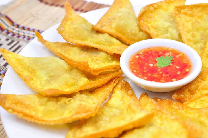 THAI FRIED WONTON Recipe