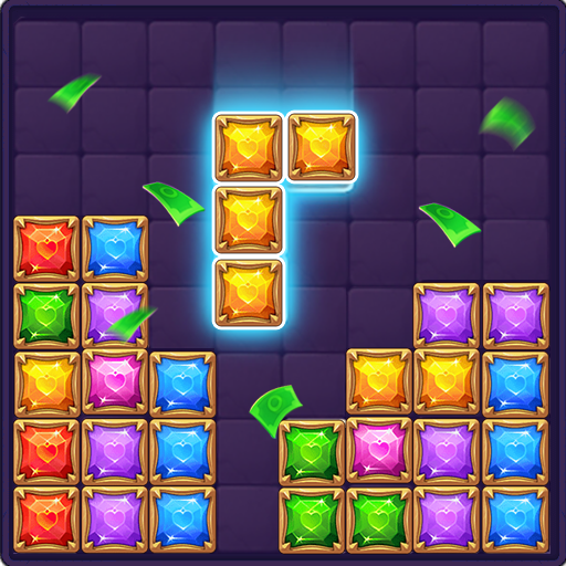 Lucky Puzzle - Best Block Game To Reward!