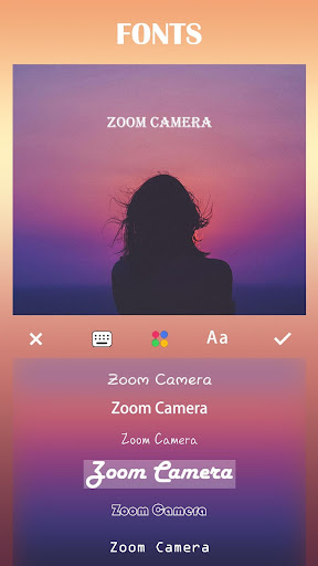 Zoom Camera screenshots 2