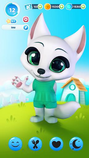 inu the cute shiba - virtual pup games screenshot 1