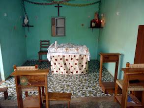 Photo: la chapelle