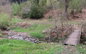 Photo: Pont d'Amermont sur le ruisseau de Chefosse