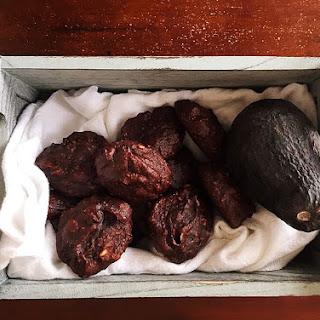 Soft Chocolate Avocado Cookies (gf)