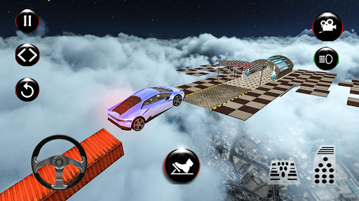 Dangerous Car Impossible Track Stunts 3D