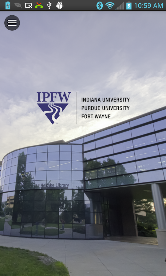 IPFW Mobile- screenshot