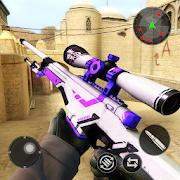 Counter Terrorist: Critical Strike CS Shooter 3D MOD APK 1.0.6 (Mega Mod)