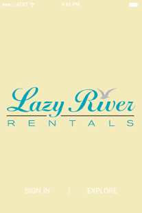 Lazy River Rental- screenshot thumbnail