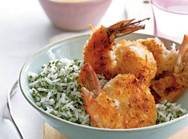 Coconut Shrimp With Mango Sauce Recipe