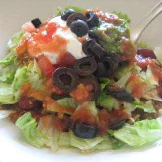 Meatless Taco Filling (For Tacos or Taco Salad)
