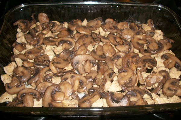 Rinse mushrooms thoroughly with cold water and set aside. Melt butter in a large...