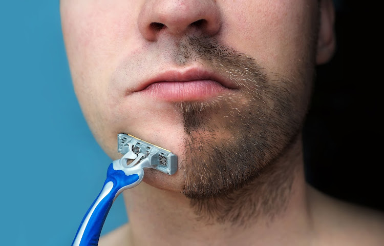 A CLOSE SHAVE: Gillette's new ad has opinion split down the middle. Picture: 123RF/Дмитрий Мельников