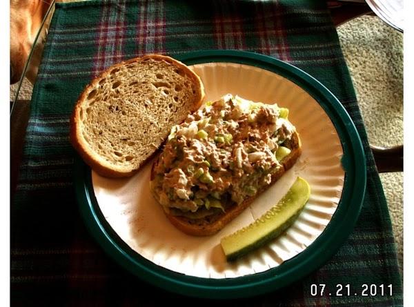 Tuna Salad Sandwich And/or Easy Summer Fare Recipe
