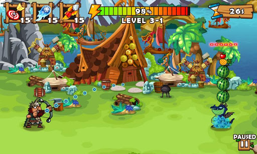 Fruit Shoot Archers screenshot 1