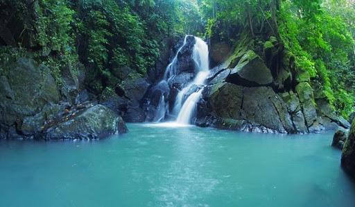 Sabang waterfall