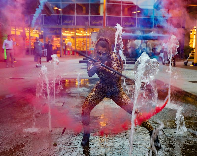 Danza colorata  di Renata Roattino@jhonninaphoto