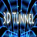 3D Tunnel Live Wallpaper icon