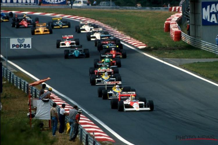 """Thierry Boutsen denkt nog veel aan Ayrton Senna: """"Senna als rijder? De beste!"""""""