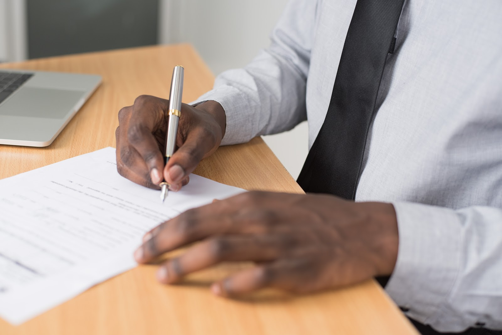 real estate agent paperwork