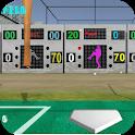 Baseball Batting Cage -3D icon
