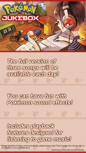 Pokémon Jukebox screenshot 2