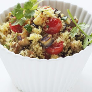 Couscous Vegetable Salad