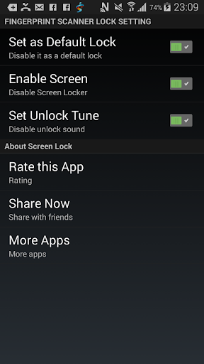 玩娛樂App|指纹扫描仪锁定恶作剧免費|APP試玩
