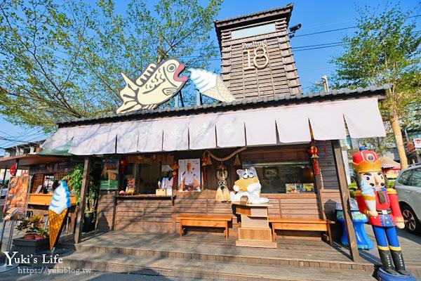 巨型巧克力拍照打卡點》日系巧克力村玻璃屋下午茶×巧克力、奉茶、咖啡