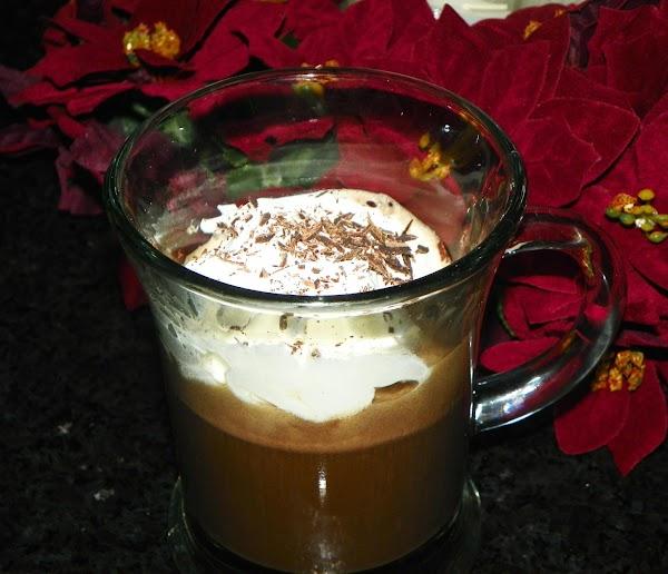 Affogato (italian Espresso - No Alcohol Version) Recipe