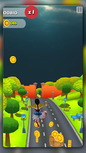 Wonder Lady Runner 1.6 screenshots 6