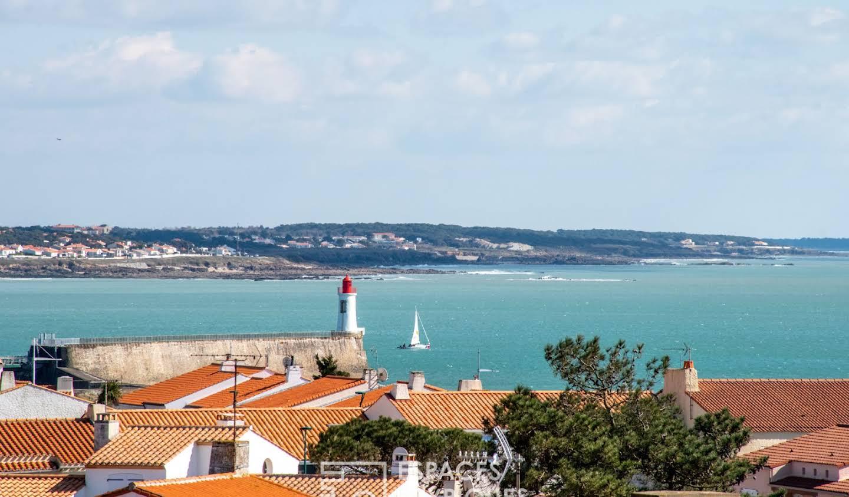Appartement avec terrasse et piscine Les Sables-d'Olonne