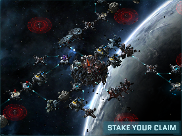 android VEGA Conflict Screenshot 2