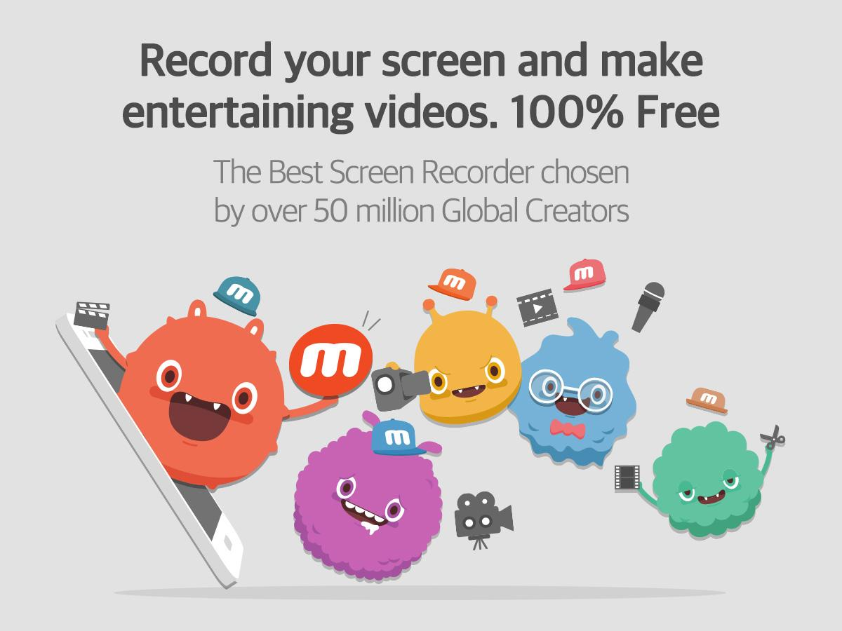 Mobizen Screen Recorder- screenshot