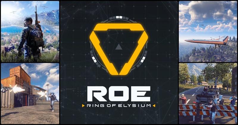 [ROE] เกม แนว Battle Royale พร้อมเปิดให้บริการ!