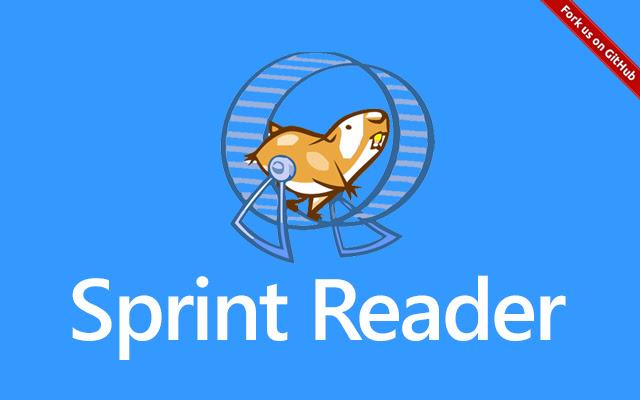 Sprint Reader - Speed Reading Extension