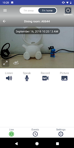 Altec Smart Security System Apk 2