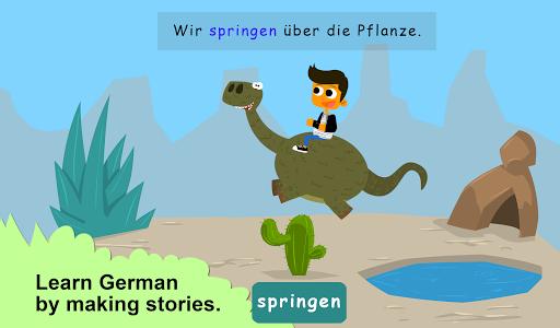 Hey Monster! German for Kids 1.2 screenshots 4