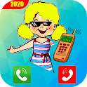 My Play Home Plus Fake Call icon