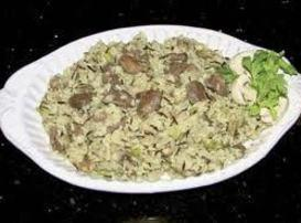 Russ's Baked Doves With Wild Rice Recipe