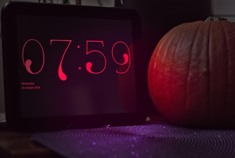 Night Clock- screenshot thumbnail