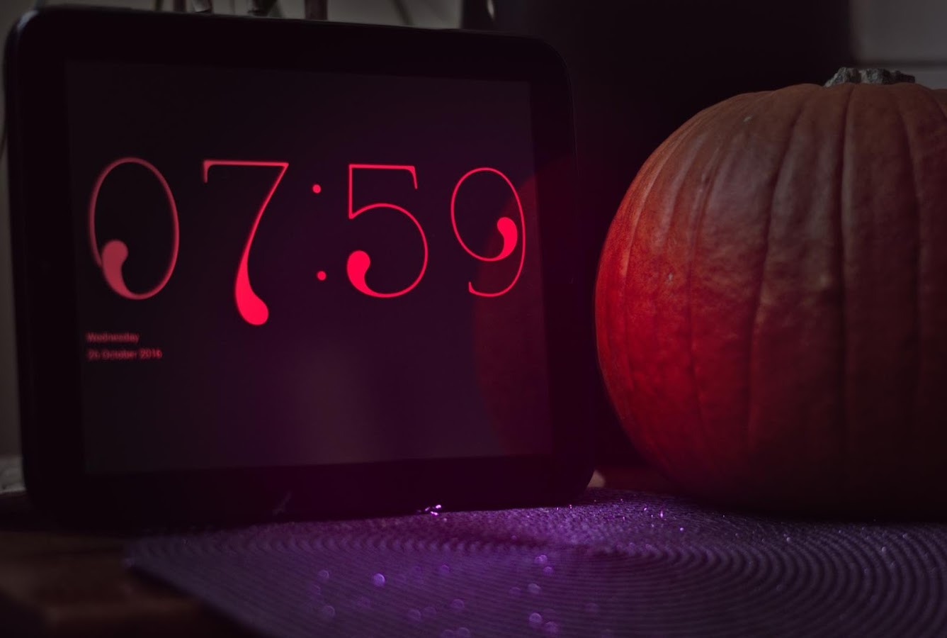 Night Clock- screenshot