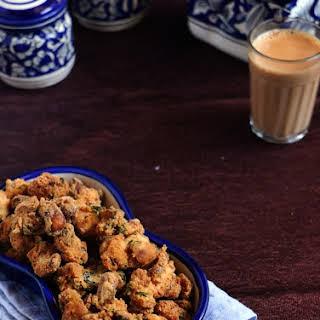 Cashew pakoda recipe   Easy snack recipes.