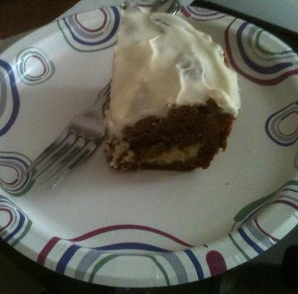 Gingerbread Cheesecake Bars Recipe