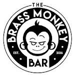 Logo for The Brass Monkey Bar