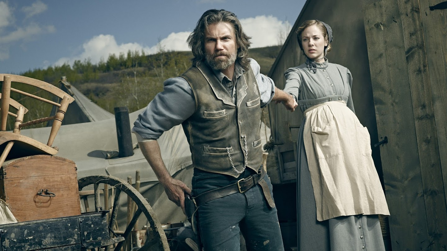 Watch Hell on Wheels live