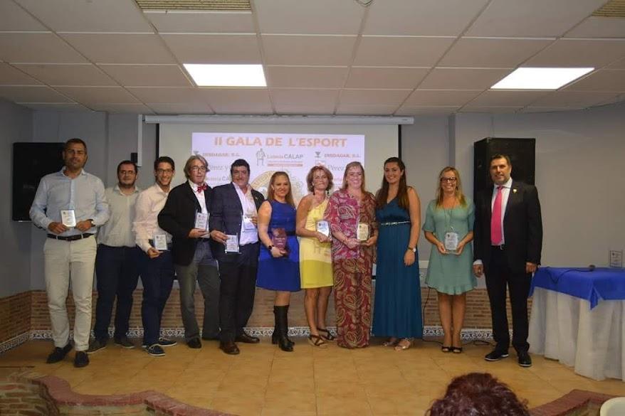 II Gala de l'Esport